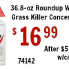 36.8-oz Roundup Weed & Grass Killer Concentrate