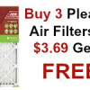 Ace Pleated Air Filters
