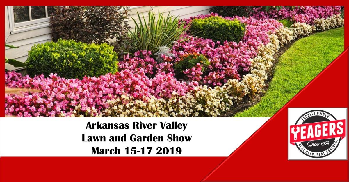 Arkansas River Valley Lawn & Garden Show
