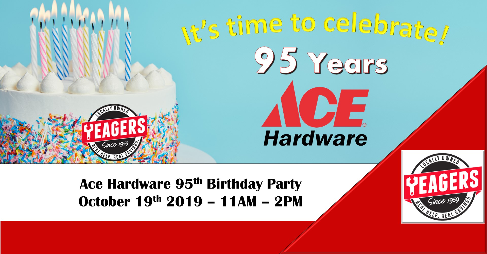 ACE Hardware 95th Birthday Party